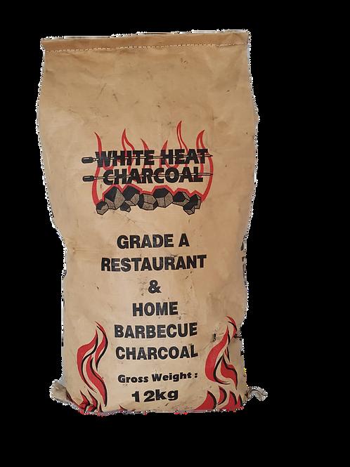 12KG Grade 'A' Barbecue Charcoal