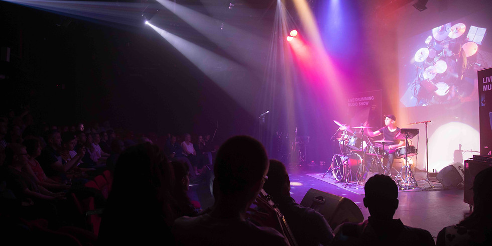 Xelavate 'Live Music Show'