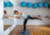 Adult Ballet Barre Classes