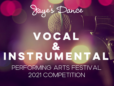 Vocal & Instrumental Competition