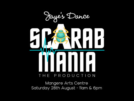 Scarab Mania - The Production