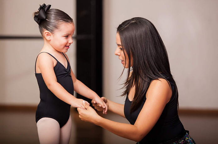 pre school mums and bubs dance class in East Auckland dance studio
