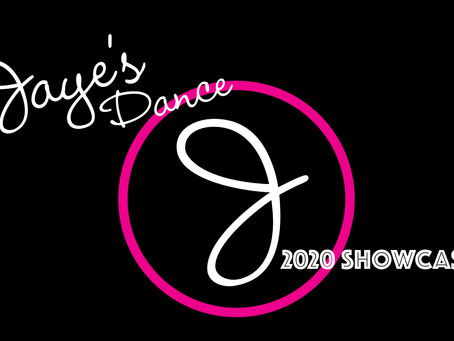 Jaye's Dance end of year showcase