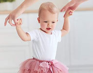 Mums and Bubs pre school dance class at East Auckland dance studio