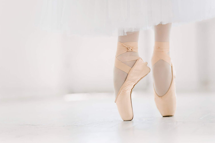 Ballet pointe classes at East Auckland dance studio - Jaye's Dance