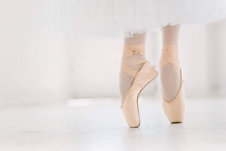 Ballet pointe classes at East Auckland dance studio - Jaye's Dance