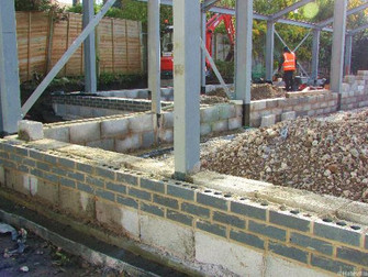 Work To Restart Building The New Hale Village Hall