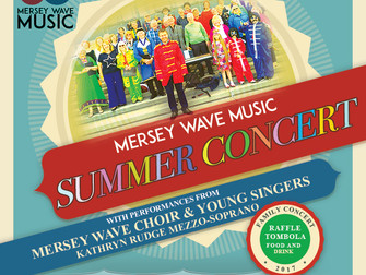 Mersey Wave Choir Summer Concert