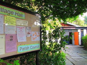 New Hale Village Hall On Hold