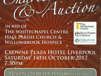 St Mary's Church Charity Sparkle Ball & Auction 2017