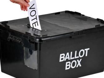 Hale Village Local Ward/Borough Election 2018 Candidates
