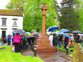 V.E. Day Remembrance Service