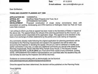 Wellington Hotel - Proposed Co-op update