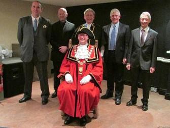 New Freemen Of Hale Sworn In