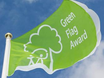 Green Flag Award 9 Years On The Run For Hale Park
