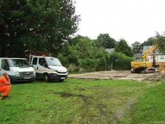 Village Hall Now Demolished