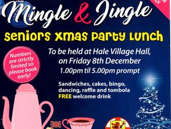 December What's On's For Hale Village