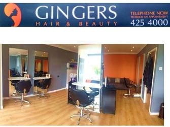 Rebranded Hair Salon & Refit