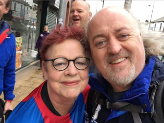Jo Brand - Sport Relief Coming To Hale Village Tomorrow 28th January