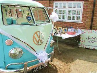 Sun Shines At The Hale Village Wedding Fair