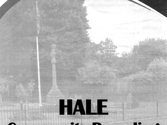 Hale Community Recycling Skip Scheme