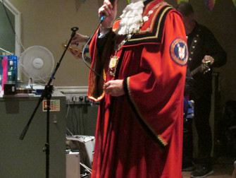 Lord Mayor's Social - The Freemen Of Hale 60s Night.