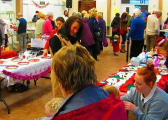 St Mary's Christmas Fair