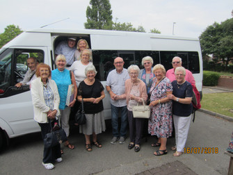 Janice And Her Day Trippers Enjoy One Last Outing