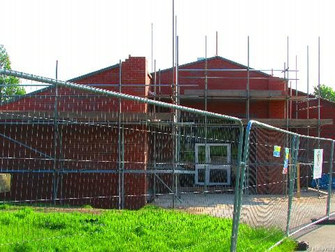 Hale Primary School Extension Progressing