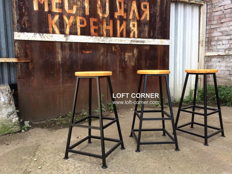 барный табурет, мебель кафе лофт, мебель бар купить, барный стул, барная стойка лофт, мебель loft, п