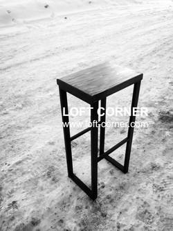 Мебель для бара в стиле лофт от производителя, барный стул лофт, барная мебель индастриал, ресторанн