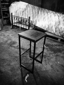 Мебель в стиле лофт для баров, барный стул лофт, мебель кафе, мебель для ресторанов лофт, купить бар
