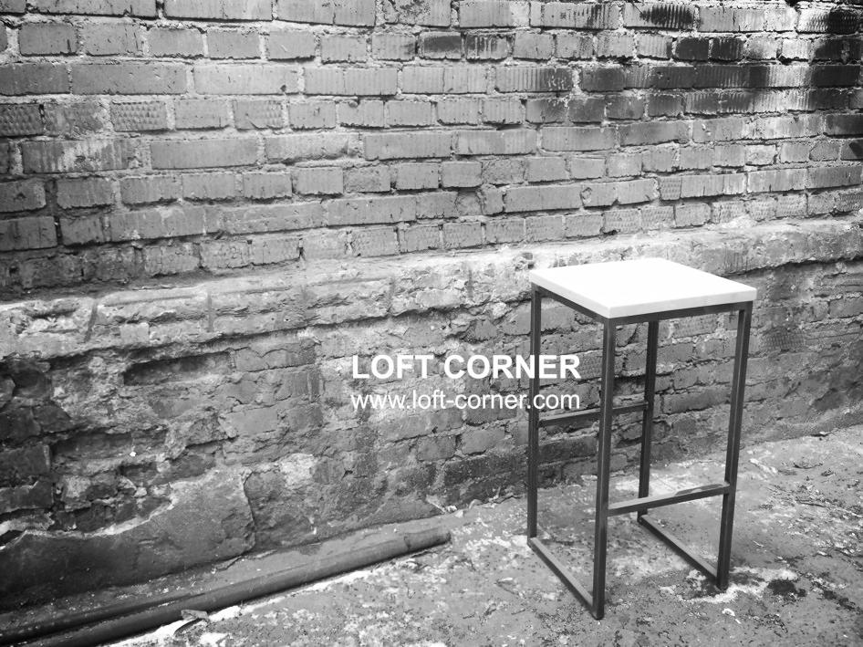 Барный табурет в стиле лофт, мебель для ресторана, мебель кафе, барная мебель, барный стул купить, м