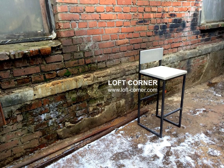 Лофт интерьер, барный стул лофт, мебель лофт для ресторанов и кафе, барная мебель Loft, мебель лофт