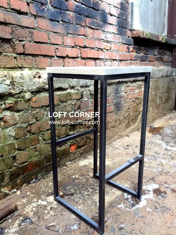 Барный табурет лофт от производителя, барный стул лофт, стиль лофт, loft мебель для ресторана и бара