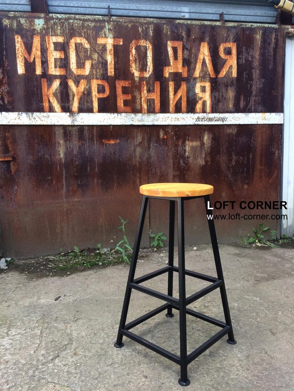 барный табурет лофт, мебель лофт на заказ, барный стул, мебель кафе лофт, барная мебель лофт, произв