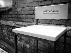 Мебель лофт из стали и дерева, произодство барной и ресторанной мебели, барный стул, купить мебель д