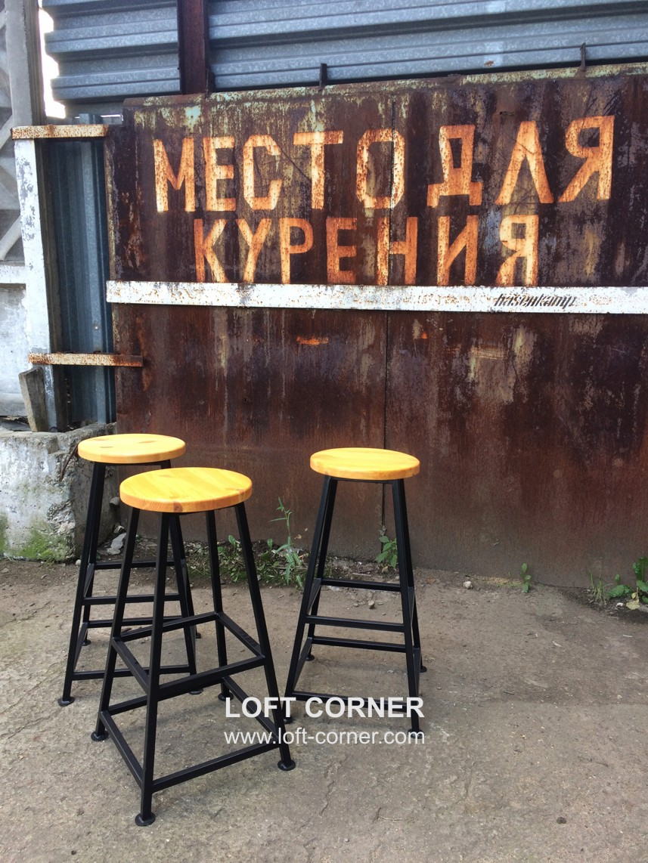 барный табурет в стиле лофт, барный стул лофт стиль, купить барный, мебель для бара лофт, барная меб