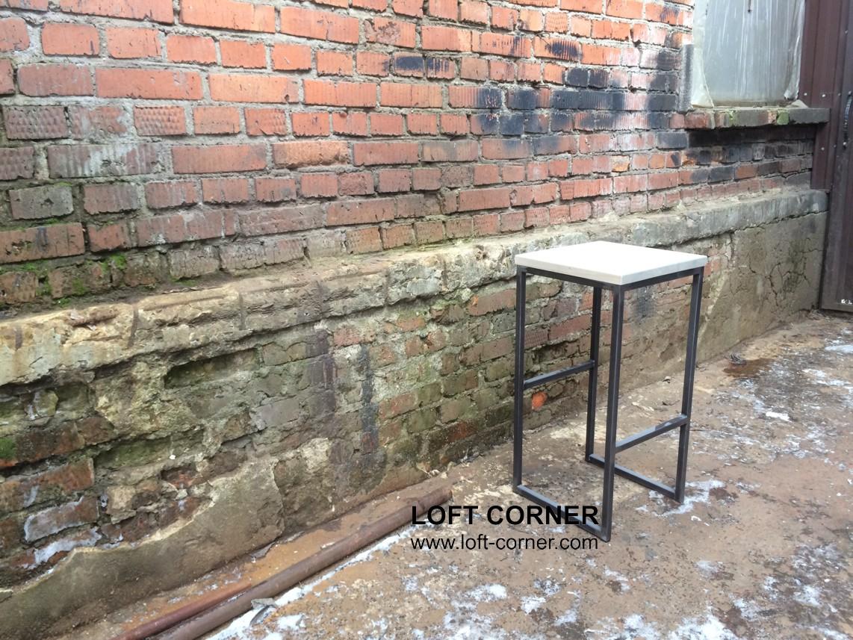 Барная мебель, барный табурет лофт, барный стул, мебель для ресторанов, барная мебель лофт, лофт инт