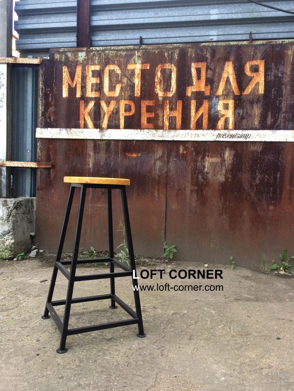 мебель лофт, барный стул лофт, барный табурет, мебель индастриал производство в Москве, мебель для к