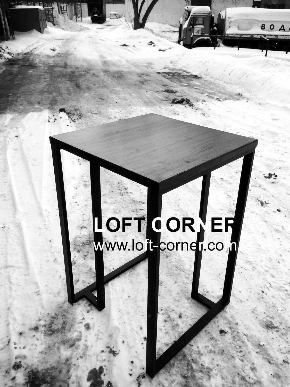 Стол лофт, мебель лофт, мебель индастриал, барная мебель, стиль лофт, производитель мебели лофт