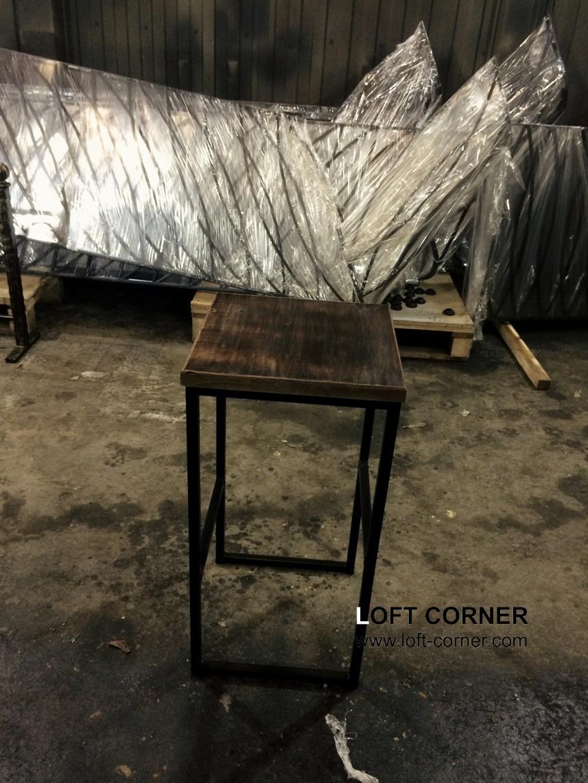 Барные стулья недорого, высокий стул, барный табурет лофт, мебель лофт, мебель кафе, мебелья для рес