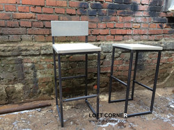 Барные стулья лофт, высокий стул, мебель бар, мебель для ресторанов, недорогой стул, барная мебель