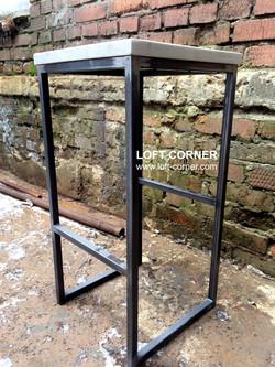 барная мебель лофт, барный табурет, лофт интерьер, мебель для ресторанов лофт, купить барный стул ло