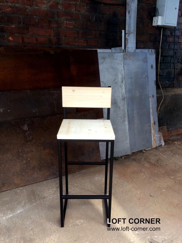 Стулья для бара в стиле лофт, барный стул лофт, мебель кафе, мебель лофт стиль, мебель бар, производ