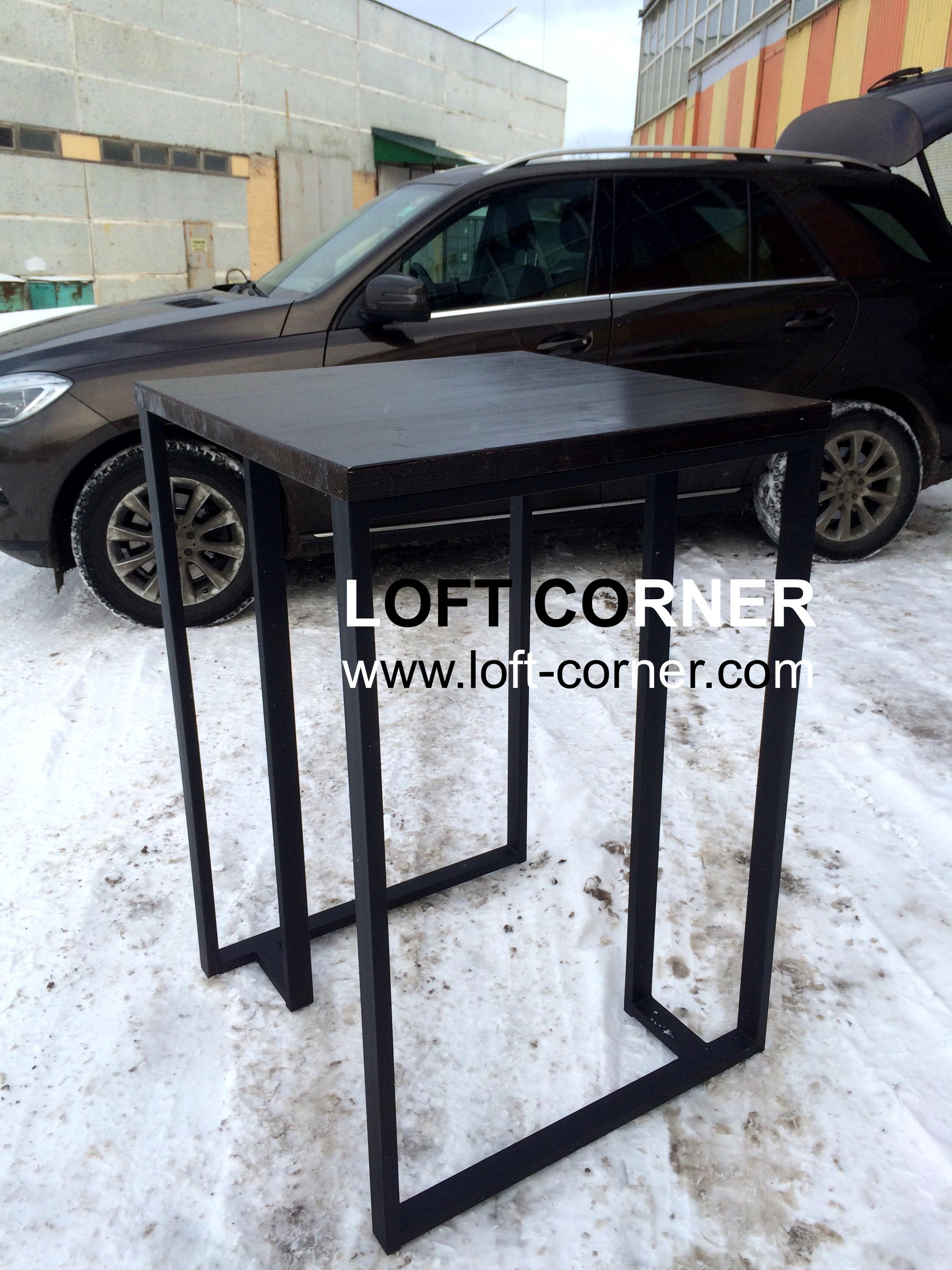Производство ресторанной мебели лофт, барный стол лофт, стол барный индастриал, мебель лофт, мебель