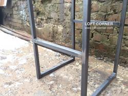 Мебель из металла лофт, барная мебель, мебель для ресторанов, мебель кафе, стиль лофт, loft мебель к
