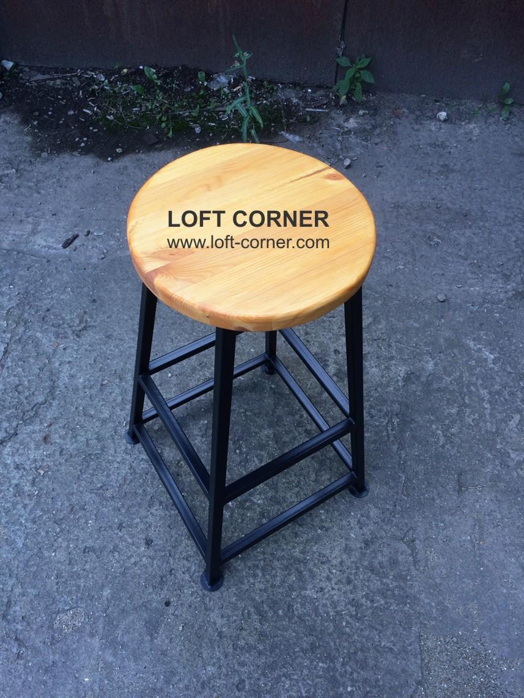 барный стул лофт, барный табурет, мебель кафе лофт, мебель бар лофт, мебель для ресторана лофт, стол