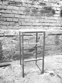 Барный стул лофт, барный табурет, стул ресторанный, барная мебель loft, мебель лофт и лофт интерьеры