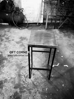 Стул для бара в стиле лофт, мебель для ресторанов, барная мебель лофт, мебель лофт кафе, производств